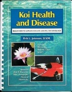 Erik johnson koi health and disease