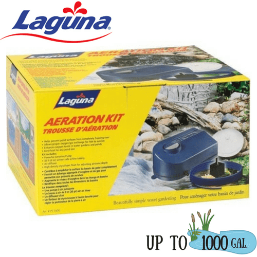 Laguna aeration kit for Laguna koi ponds