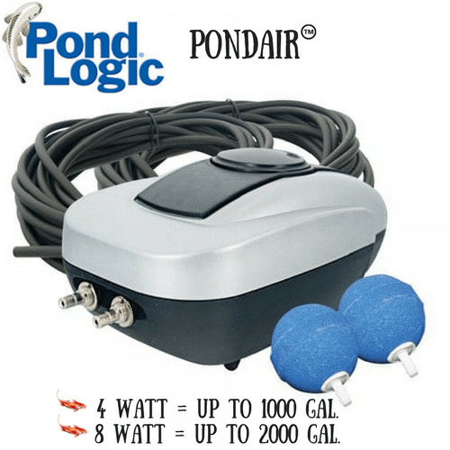 pond logic PondAir air pumps