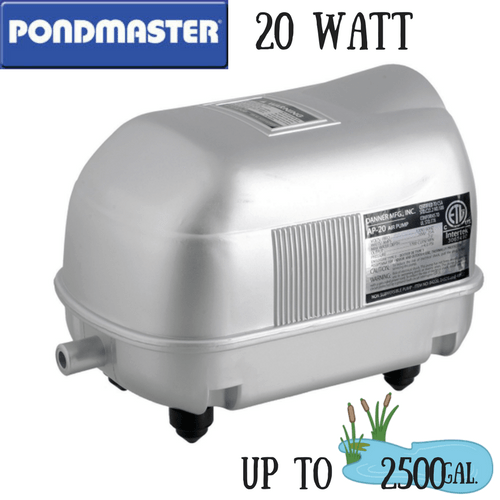 Pondmaster AP-20 pond air pump