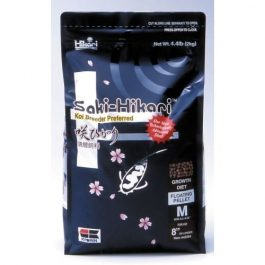 Hikari food 4.4lb medium growth