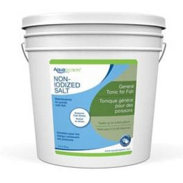 Aquascape pond salt 9 lb.