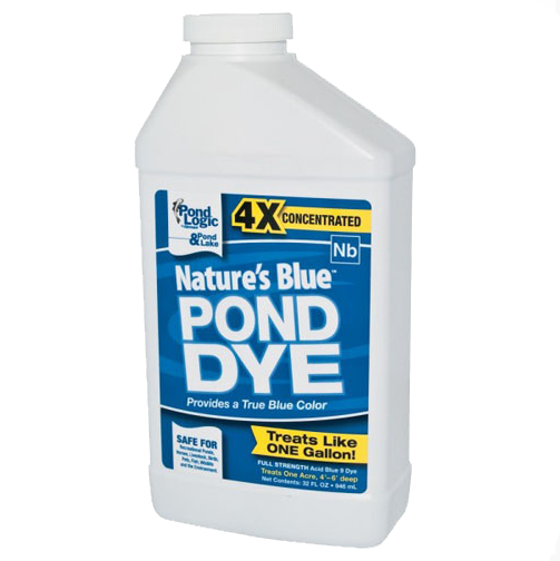 Pond Logic Natures blue Pond Dye 32 oz (2)