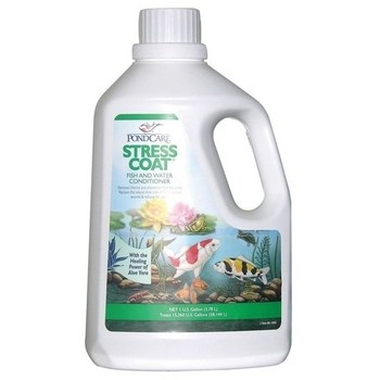 pond care stress coat 1gal
