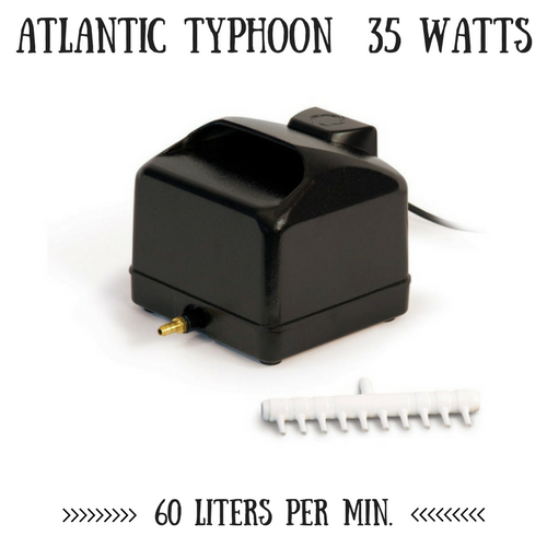 Atlantic Typhoon 35 watt pond pump