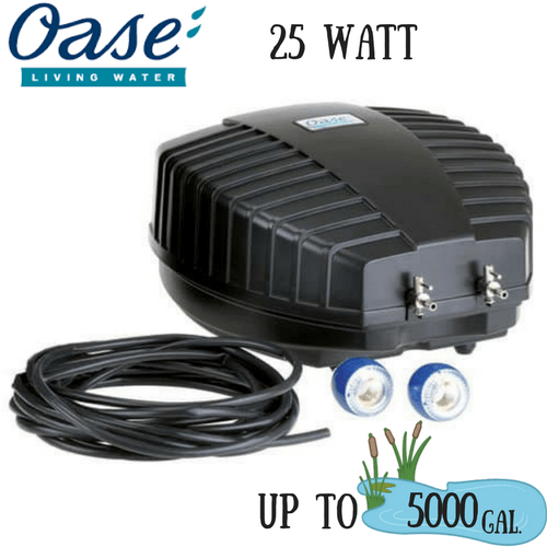 OASE aquaoxy 25 watt pond air pump